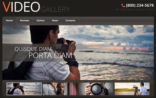 Ảnh Thiết kế website cho công ty thiết kế video bán hàng